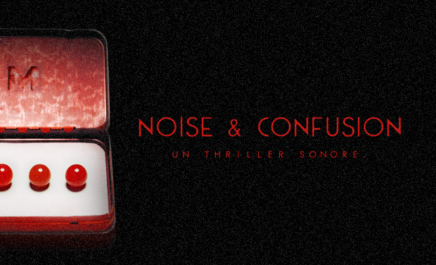 Visueel van project Noise & Confusion
