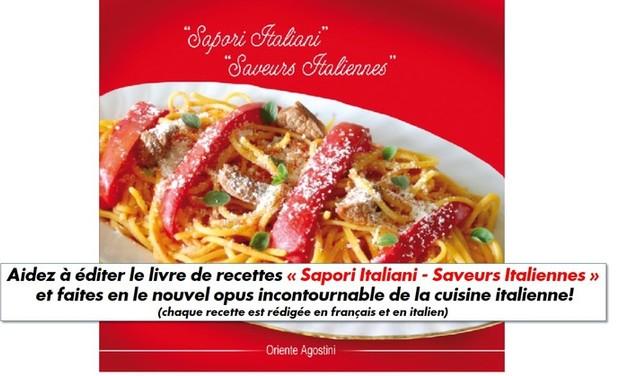 Visuel du projet « Sapori Italiani - Saveurs Italiennes »