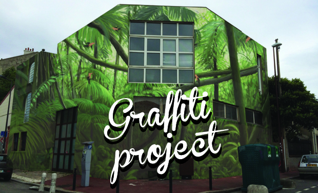 Visuel du projet Graffiti Project
