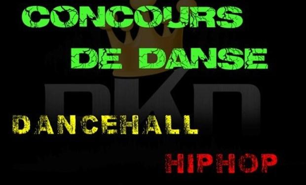 Visuel du projet CONCOURS DE DANSE DANCEHALL / HIPHOP