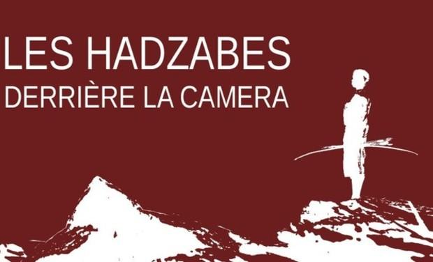 Project visual Les Hadzabes derrière la caméra