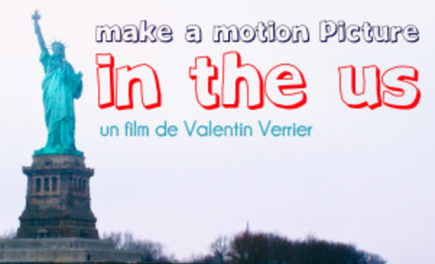 Visuel du projet Make a Motion Picture in the US