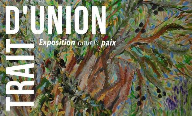 Visuel du projet Exposition pour la paix Trait d'Union