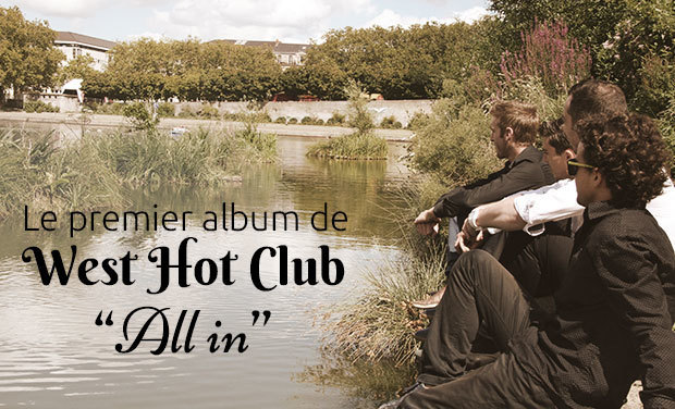 Visuel du projet West Hot Club : 1er album!