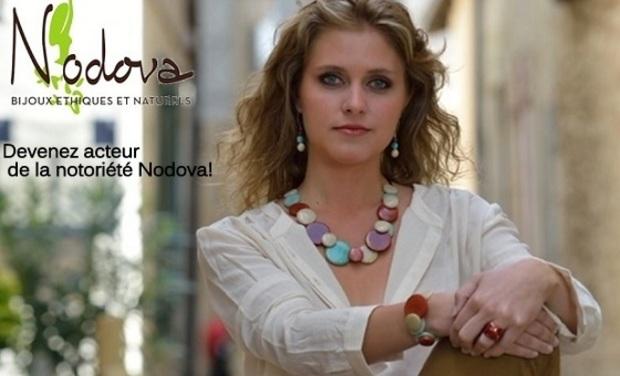 Visuel du projet Devenez acteur de la notoriété Nodova!