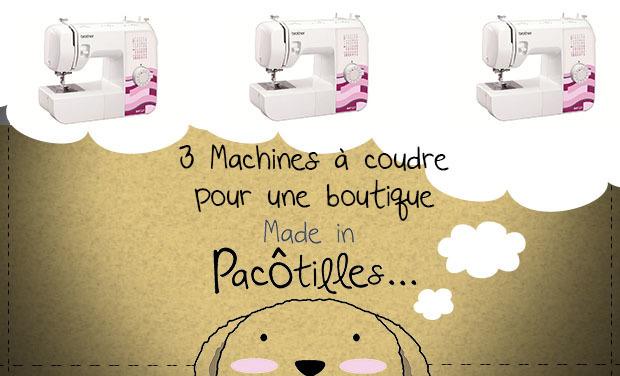 Visuel du projet L'atelier boutique de Pacôtilles