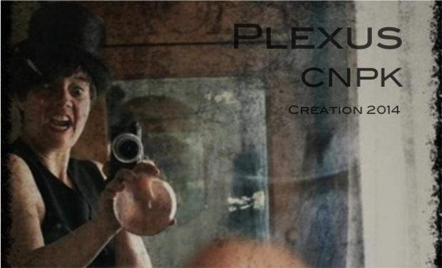 Visuel du projet PLEXUS, Spectacle solo de jonglerie-écriture-théâtre-musique