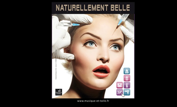 Visueel van project Naturellement Belle (spectacle musical)