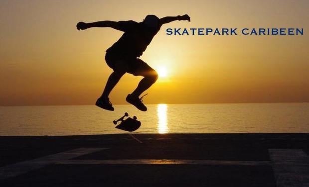 Visuel du projet Skatepark Caribéen