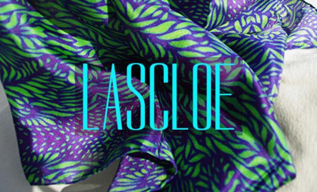Project visual LASCLOE foulards en soie
