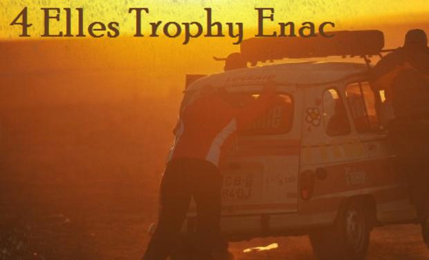 Visuel du projet 4 Elles Trophy - équipage 200