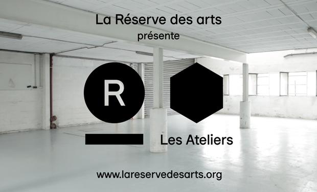 Project visual Des ateliers de fabrication par La Réserve des arts