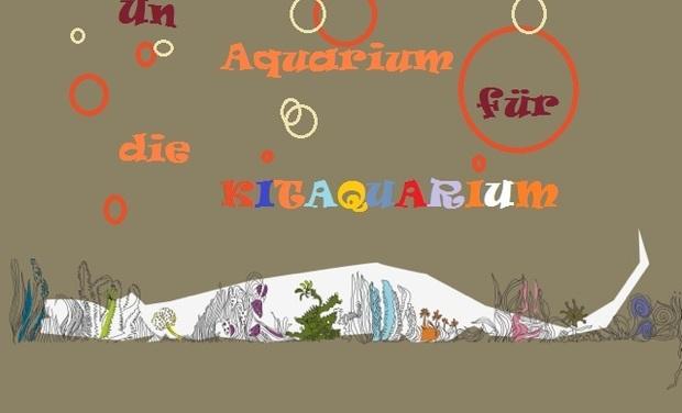 Visuel du projet Un Aquarium für die Kitaquarium - Berlin