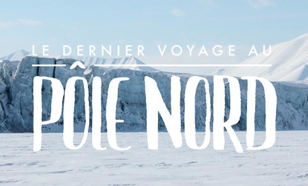 Visuel du projet Le dernier voyage au Pôle Nord
