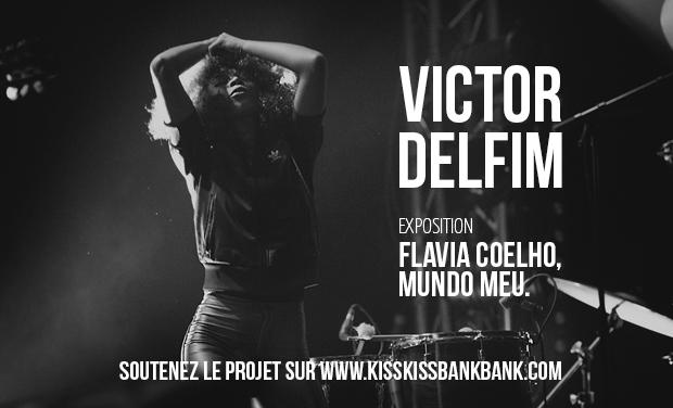 Project visual Exposition | Flavia Coelho, mundo meu.