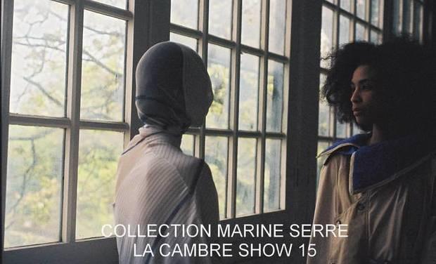 Visuel du projet Présentation de la prochaine collection Marine Serre, Master La Cambre