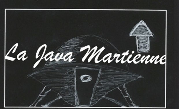 Visueel van project La Java Martienne