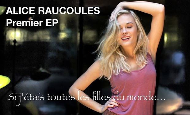 Project visual ALICE RAUCOULES : PREMIER EP
