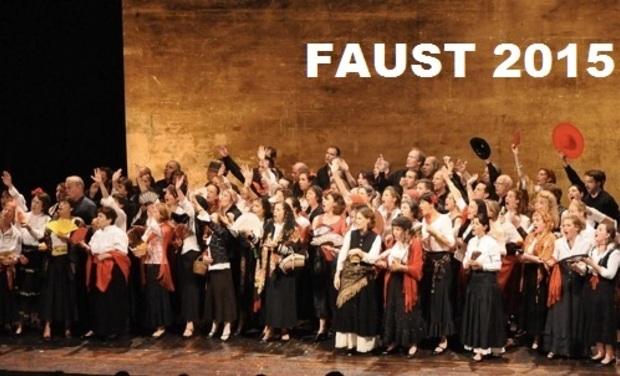 Visueel van project Financez un Opéra en version scénique : FAUST de Gounod