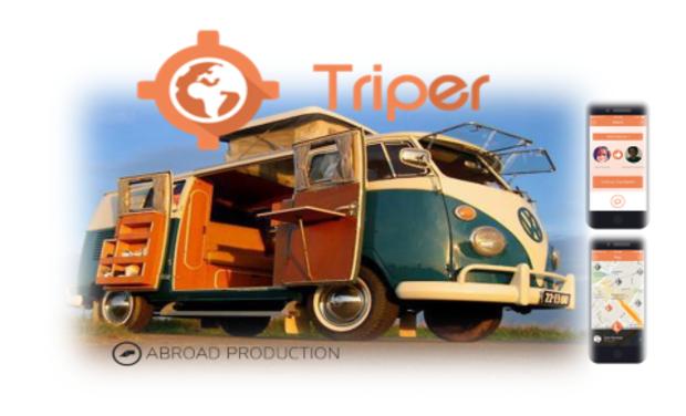 Project visual Triper