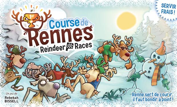 Visueel van project COURSE DE RENNES - REINDEER RACES