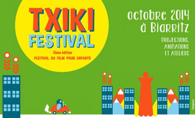 Visuel du projet Txiki Festival