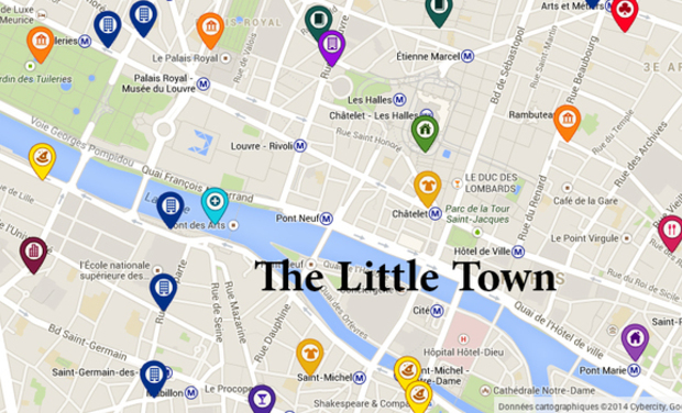 Visuel du projet The Little Town