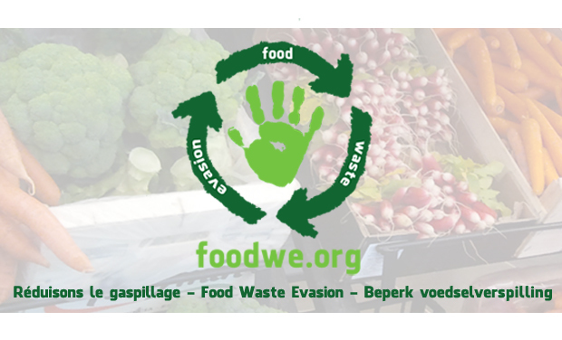 Project visual foodwe.org, la plateforme des dons alimentaires