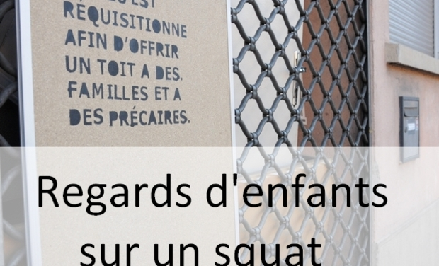 Visueel van project Regards d'enfants sur un squat