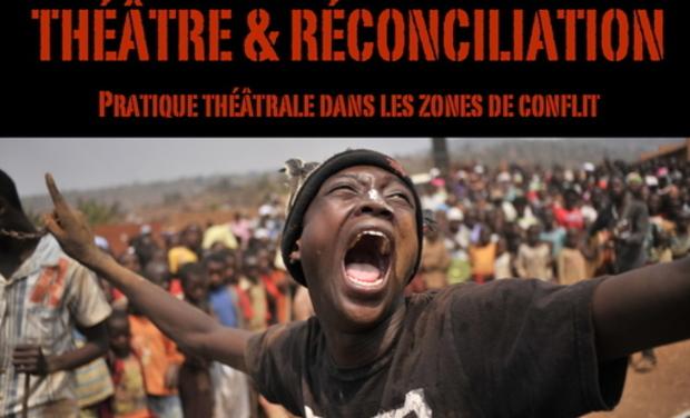 Project visual SOUTENEZ L'EDITION DE THÉÂTRE & RÉCONCILIATION.