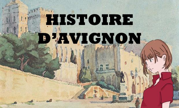 Visuel du projet Histoire d'Avignon