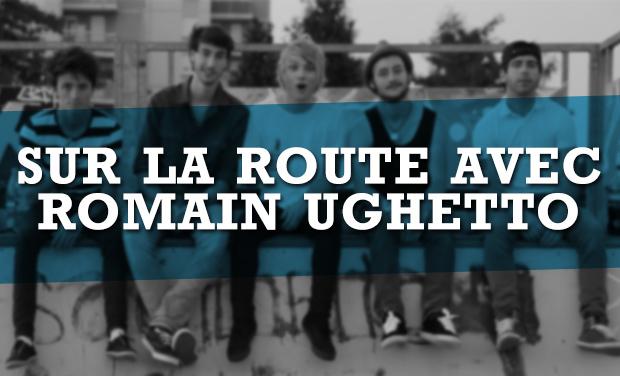 Visuel du projet Sur la route avec Romain Ughetto