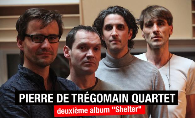 Visuel du projet Pierre de Trégomain Quartet - Deuxième album