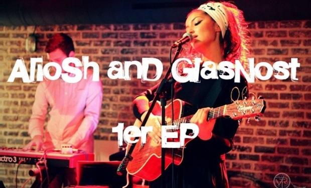 Visuel du projet Aliosh & Glasnost 1er EP