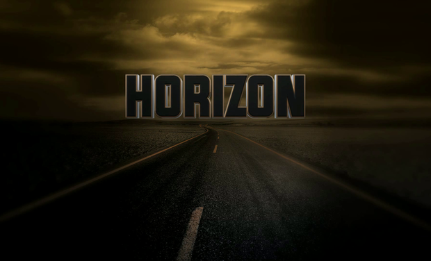 Visueel van project Horizon