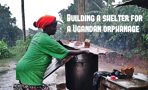 Visuel du projet Un abri pour l'orphelinat Ougandais Agape
