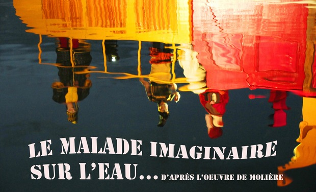 Visueel van project Le malade imaginaire sur l'eau...