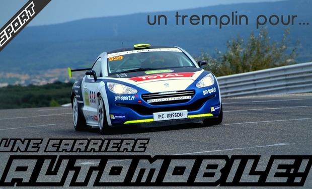 Visuel du projet Un tremplin pour une carrière en sport automobile!