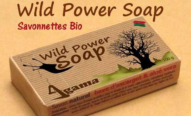 Visuel du projet Wild Power Soap