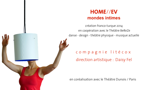 Project visual Home // Ev : mondes intimes