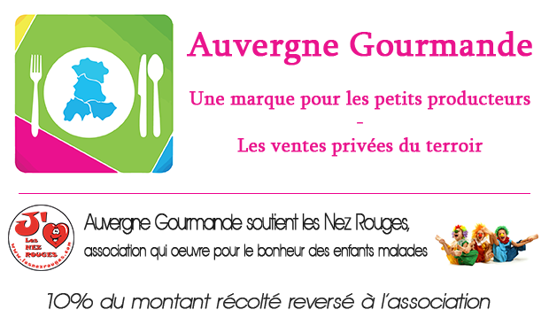 Visuel du projet Auvergne Gourmande Ventes privées
