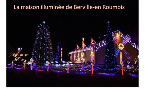 Visueel van project La maison illuminée de Berville en Roumois