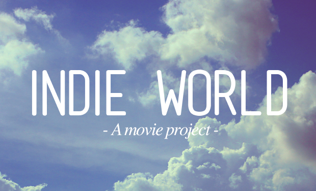 Project visual INDIE WORLD