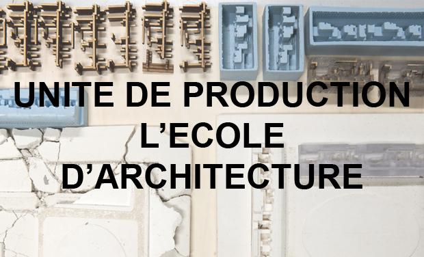 Visuel du projet + Unité de Production _ Publication +