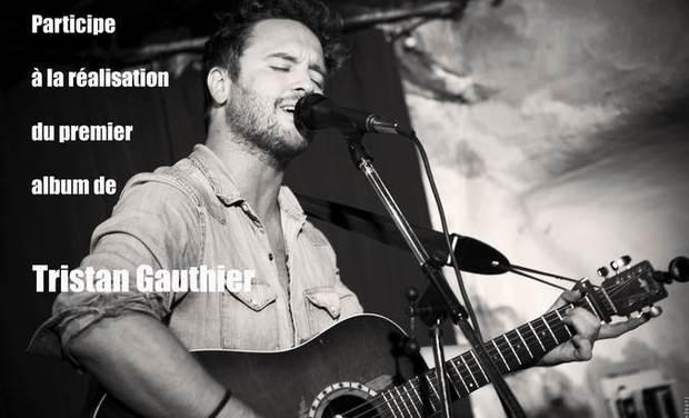 Visuel du projet Tristan Gauthier: les 10 chansons les plus importantes de ma vie ont besoin de vous!