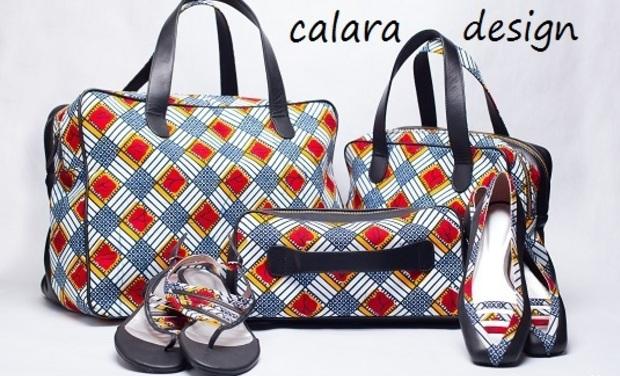 Visueel van project calara design