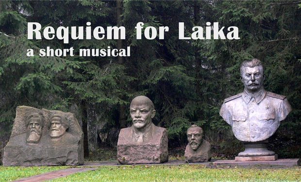 Visuel du projet REQUIEM FOR LAIKA | a short musical