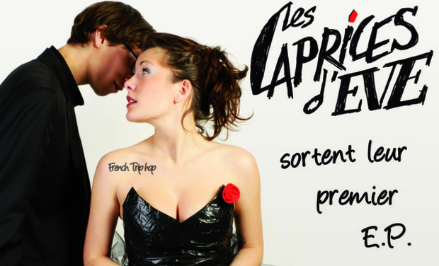 Project visual Hybride - Premier E.P. des Caprices d'Eve