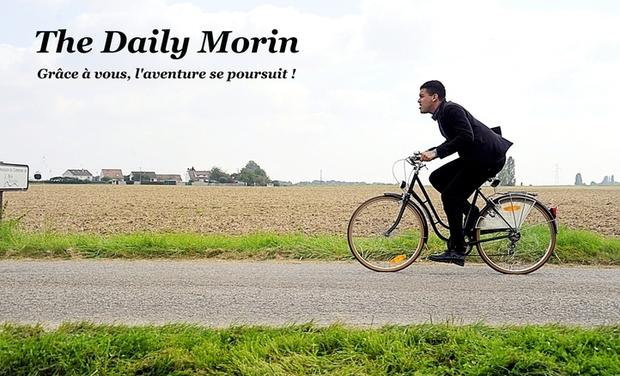 Visuel du projet Le Fantôme de l'église de Faremoutiers (The Daily Morin)
