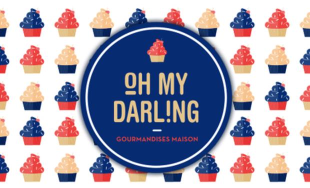 Visuel du projet Oh my Darling - Lancement des ateliers cupcakes